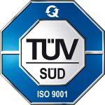 QM freiwillig zertifiziert nach ISO 9001