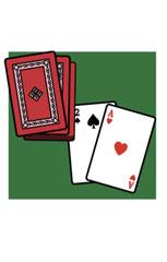 Karten spielen