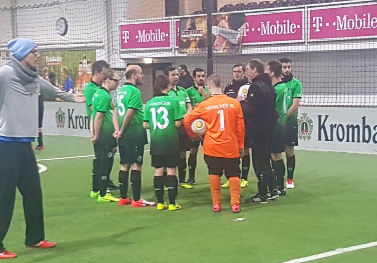 Hallenmasters Hannover 1. Mannschaft