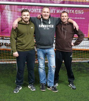 Hallenmasters Trainer