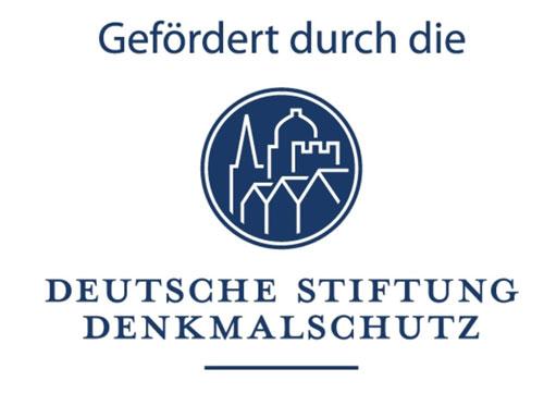 Deutsche Stiftung Denkmalschutz- Logo
