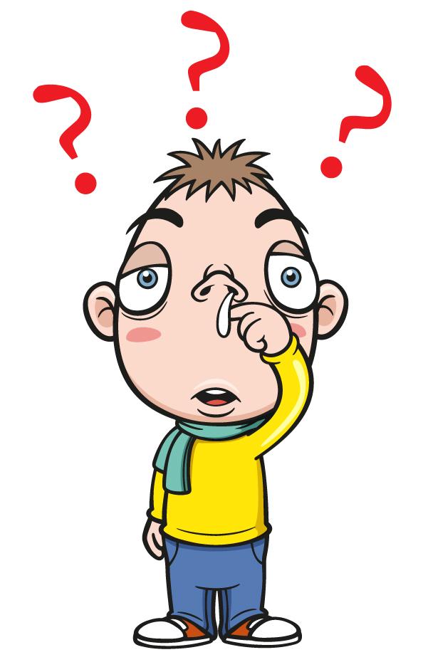 Symptômes de refroidissement – Mon enfant peut-il aller au jardin d'enfants ?