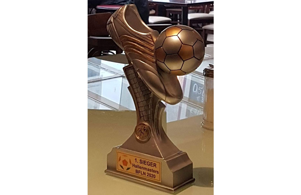 Fussball-Pokal Hallen-Masters