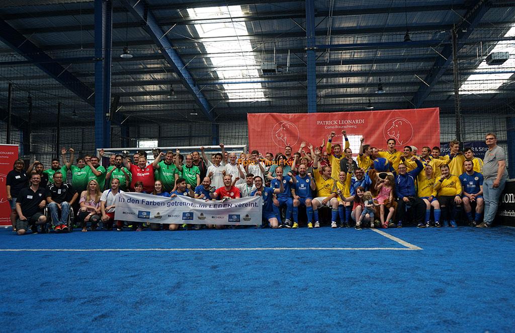 Fussball Turniermannschaften