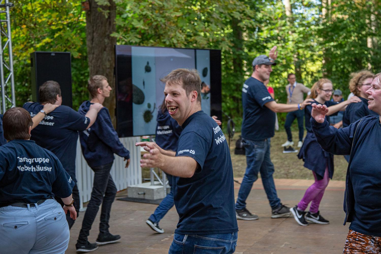 Tanzgruppe Weberhäuser