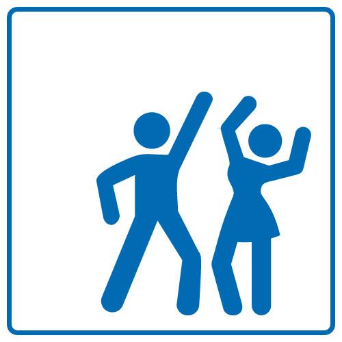 Groupe de danse